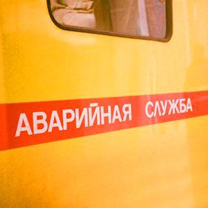 Аварийные службы Ангарска