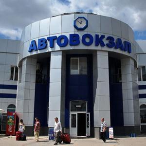Автовокзалы Ангарска