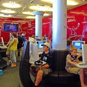 Интернет-кафе Ангарска