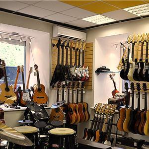 Музыкальные магазины Ангарска