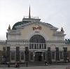 Железнодорожные вокзалы в Ангарске
