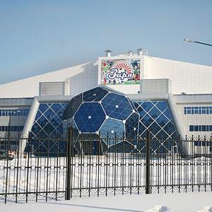 Спортивные комплексы Ангарска