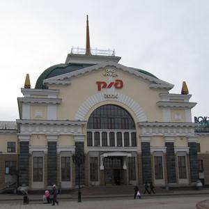Железнодорожные вокзалы Ангарска